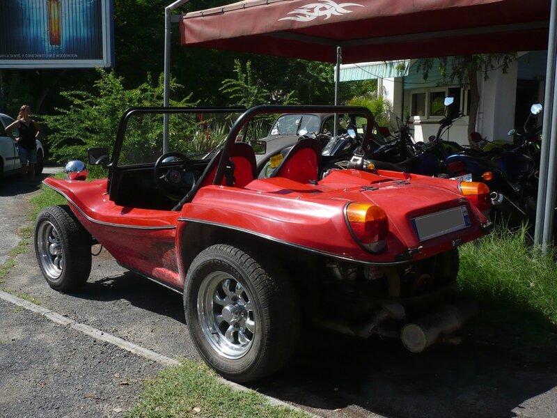LM SOVRA LM1 buggy La Saline les Bains (2)