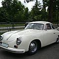 PORSCHE 356 Pré-A 1500 coupé Strasbourg (1)