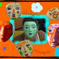 atelier masque
