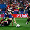 Ligue des champions : atlético madrid - bayern munich vidéo but (1-0)