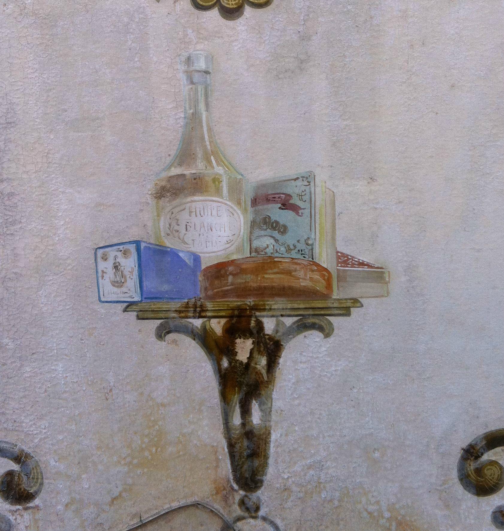 cremerie+huile blanche