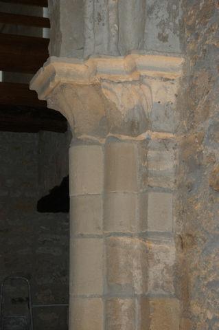 colonne apres restauration