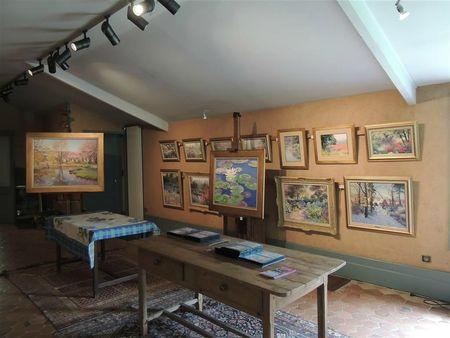 Exposition de tableaux