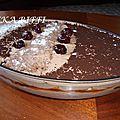 Tiramisu gâteau a la confiture