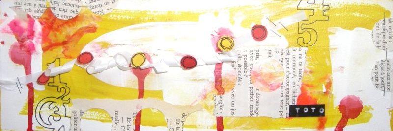 Toto sketch Déc 2011 des Poulettes
