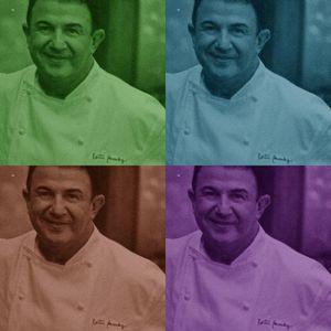Martin Berasategui Le CHef J&W