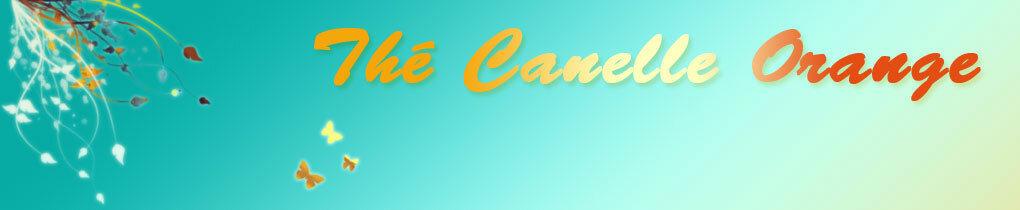 Thé Canelle Orange