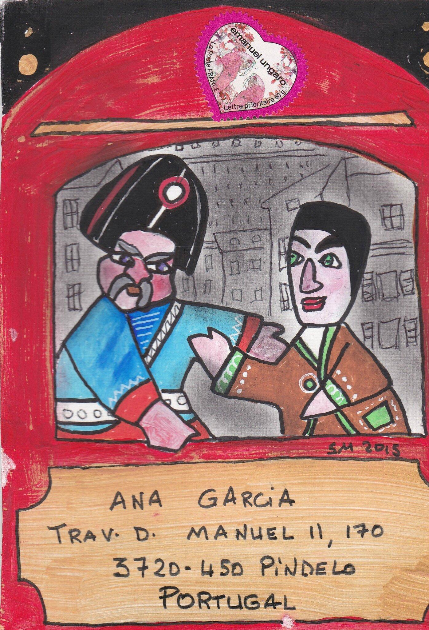Ana Garcia - Portugal