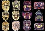12_masques_des_saisons_