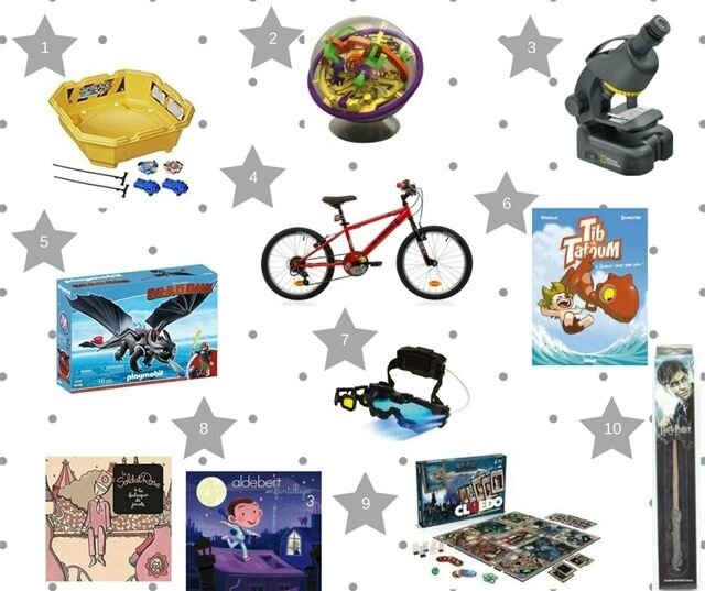 Wish list LittlePirate ©Kid Friendly