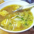Ma soupe asiatique