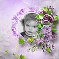 Lilas - Kit by Bee Creation