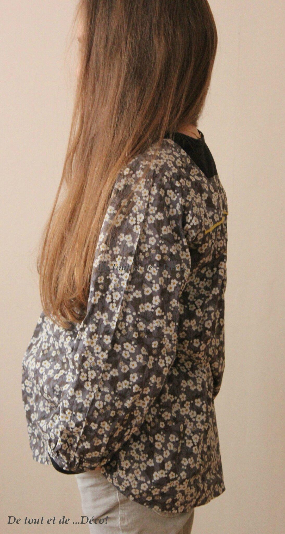 blouse tunique solveig de tout et de d233co