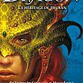 La fille du dragon, tome 1: l'héritage de thuban de licia troisi chez pocket jeunesse
