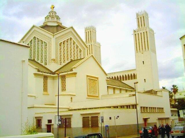 Eglise st cyre Rabat