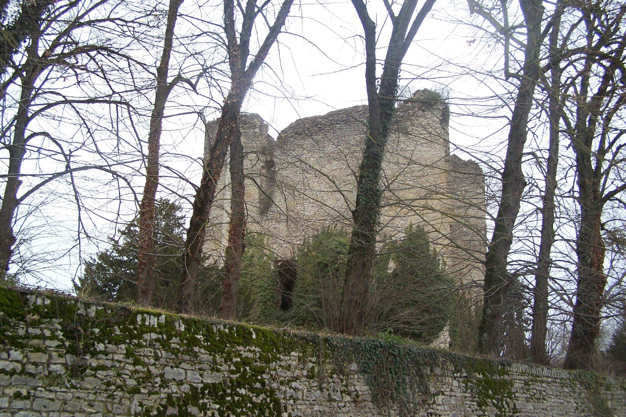 Chateau de Jouy 3