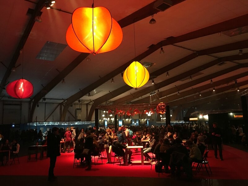 festival Rencontres Trans Musicales Rennes 2017 parc expo hall 5