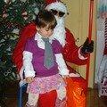 Father Christmas and Elena