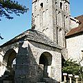213 Eglise romane de Boussière