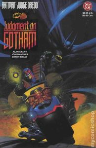 batman judge dredd judgment on gotham