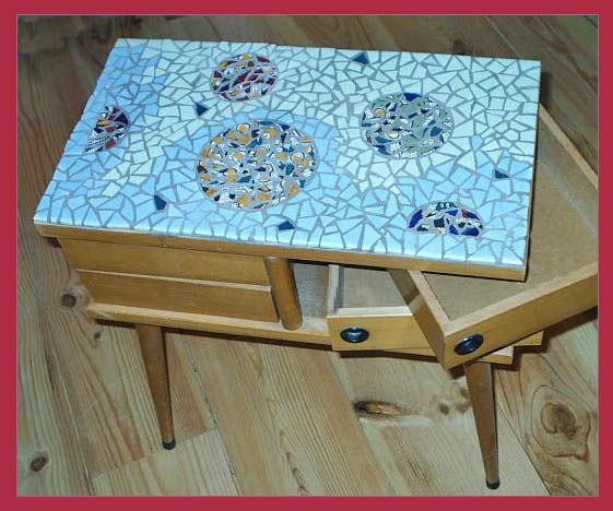 table couture photo de oeuvres de brigitte dev la cour des arts. Black Bedroom Furniture Sets. Home Design Ideas