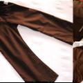 Pantalon gabardine cirée