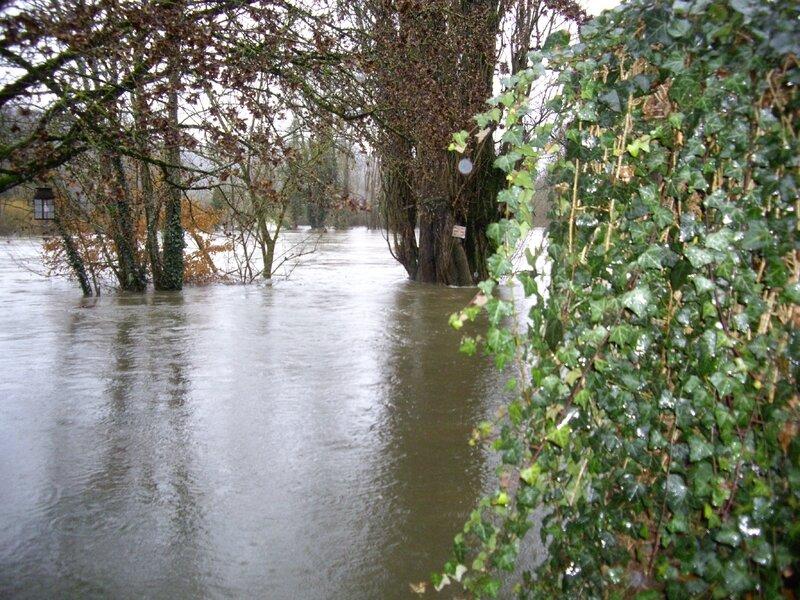 La DORDOGNE, ses inondations 2018 007
