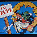 Lucos Zagula : Le cirque