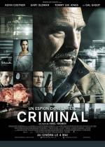 criminal - un espion dans la tete