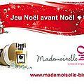 Mademoiselle bio !