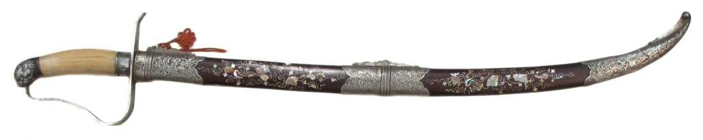 "A Vietnamese ""guom"" sword, second half of the 19th century"
