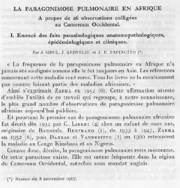 Pathologie exotique 1967_1