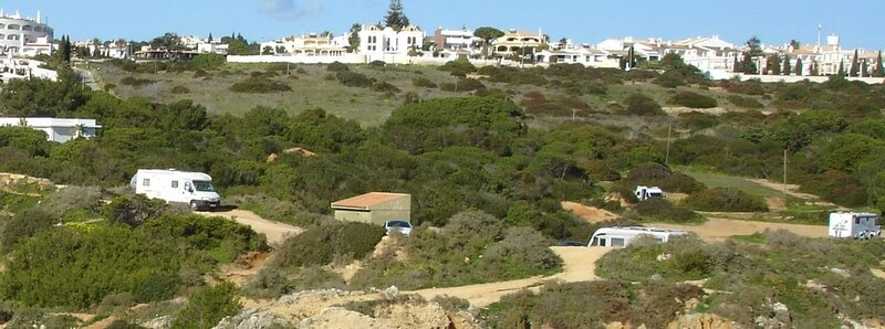 Albufeira Campement plage (1)