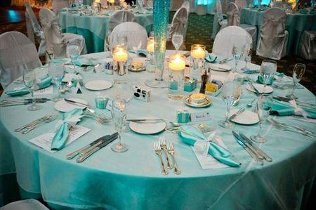 Le bleu Tiffany dans tous ses états... - Le salon de thé - le blog d ...