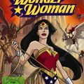 Wonder woman - the animated movie