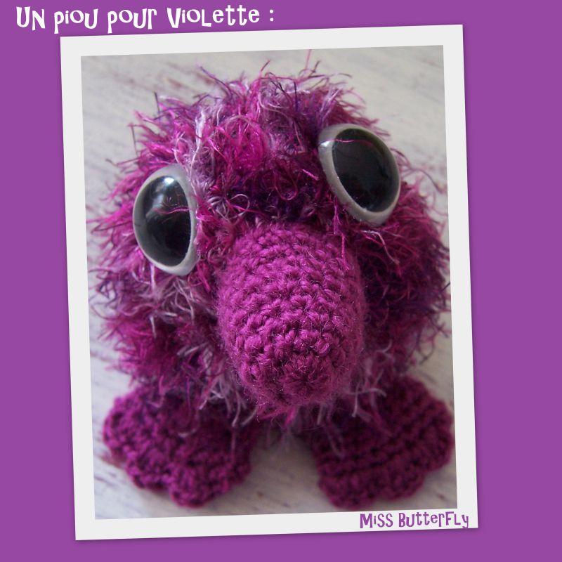 Un piou pour Violette