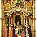 GOTHIQUE 1346_La naissance de St Nicolas_Veneziano