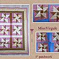Premier patchwork
