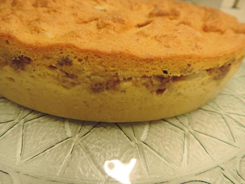 gâteau magique spéculoos poire (13)