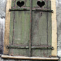 Porrentruy Suisse Fenêtre coeur_7506