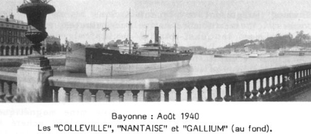 bayonne 1940