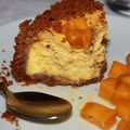 Cheesecake à la mangue
