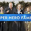 Super-hero family