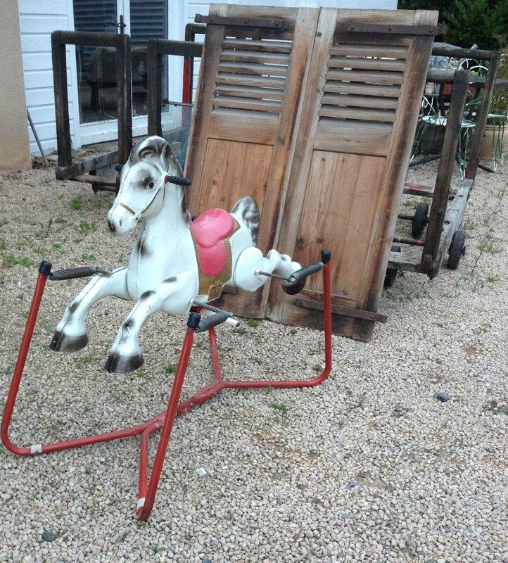 cheval volets