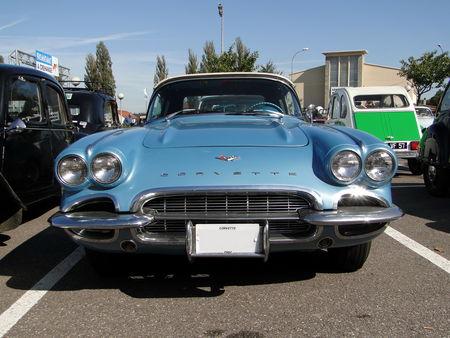 CHEVROLET Corvette Convertible 1961 Bourse de Crehange 2009 1