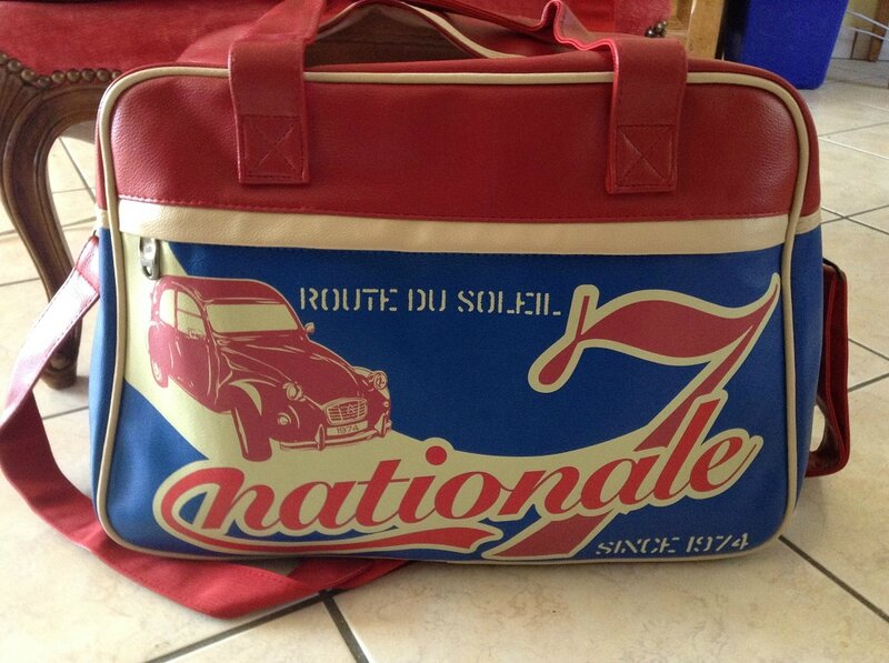 Sac Nationale 7