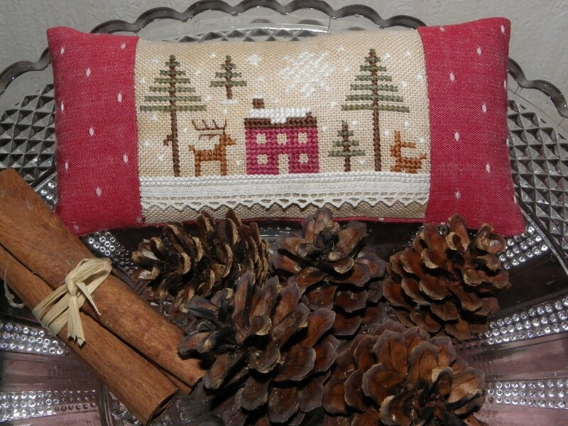 Broderie d'hiver