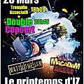 Le printemps d'iz 3e édition le 28/03/2015 à izeaux