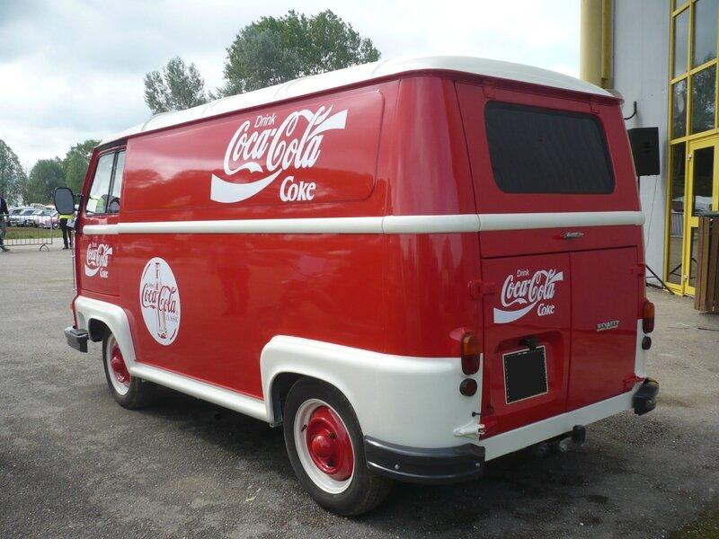 RENAULT Estafette Coca Cola 1976 Madine (2)