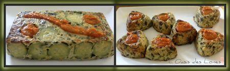 Terrine de courgettes@@
